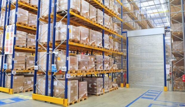 warehouse pharmaceutical