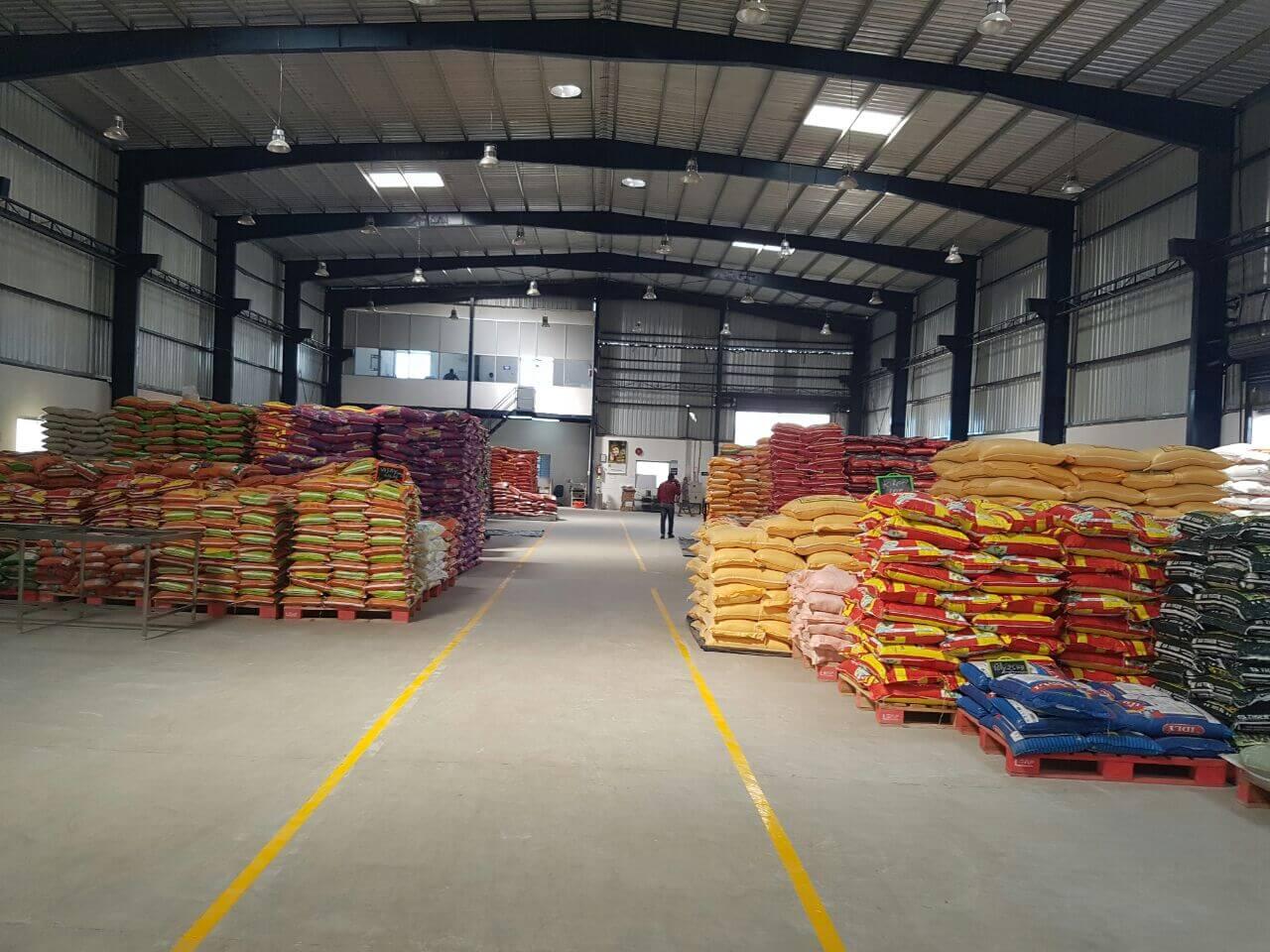 Access Warehousing pvt Ltd - About us